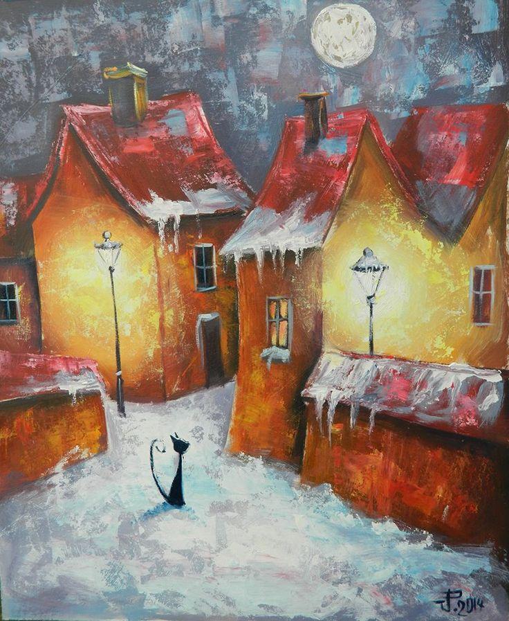 Jiří Petr Paintings