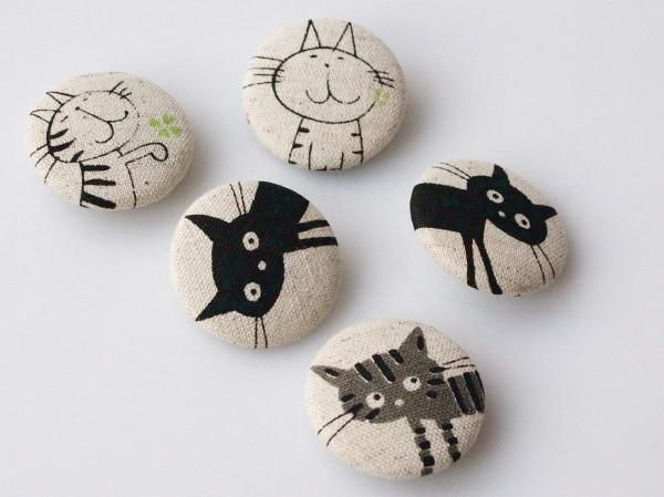 Top Cats - Set of Five