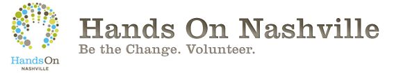 Hands on Nashville    Great website with many volunteer opportunities!    For the kids:  -Cheekwood Gardens: Storytime reading to little kids on Tuesday mornings @ 10:30am