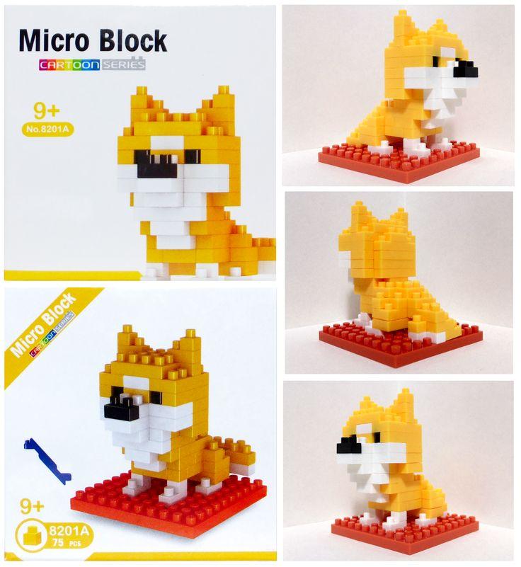 BOYU - Micro Block Cartoon Series - 8201A (75pcs)