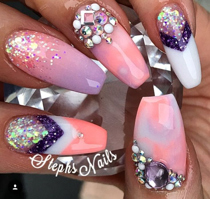 53 best Nail Ideas images on Pinterest | Cute nails, Fingernail ...
