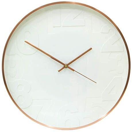 Balaclava Clock 40cm