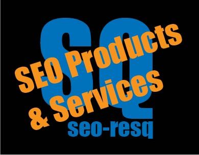SEO Product & Services by seo-resq.