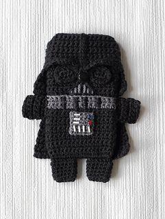 Darth Vader, Funda de movil. Que la Fuerza te acompañe!