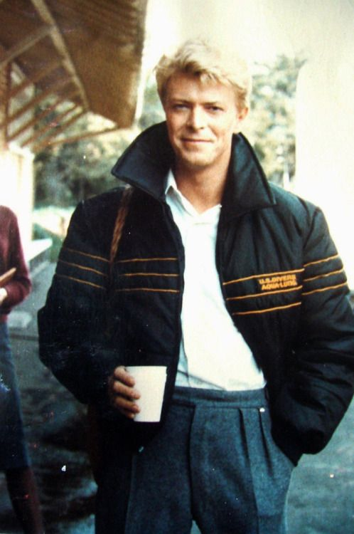 David Bowie 80s Fashion