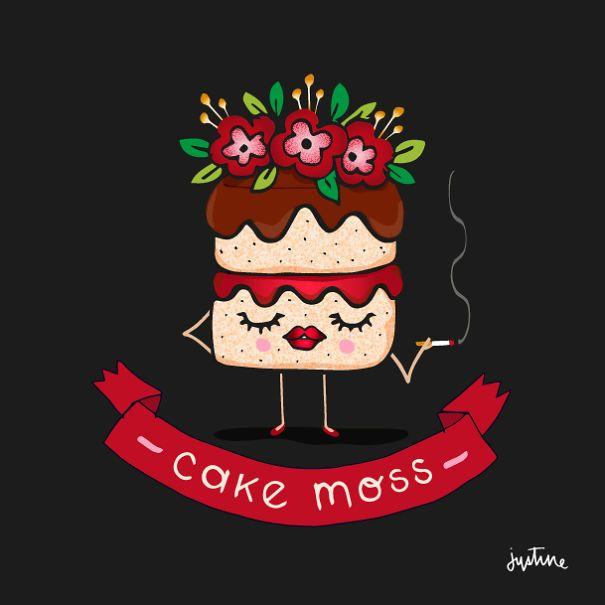Cake Moss