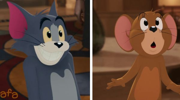 First Tom And Jerry Movie Trailer Crashes The Party In 2021 Tom And Jerry Movies Tom And Jerry Jerry