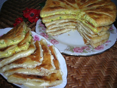 Placinte (Moldovan pie) - the best!