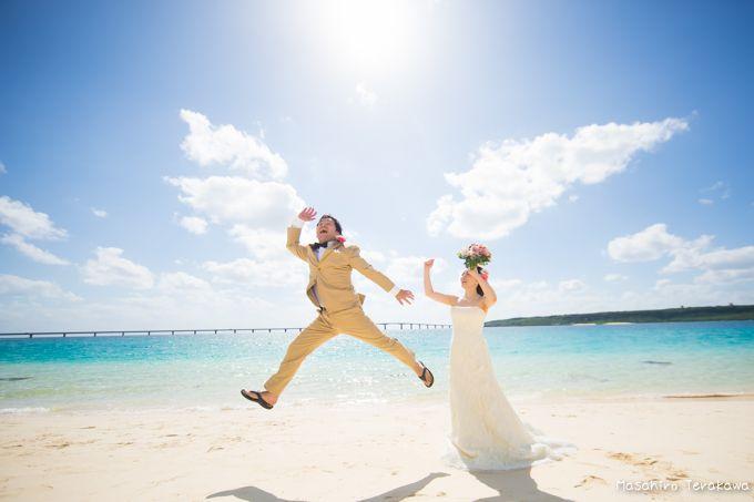 沖縄リゾートウェディング 宮古島の結婚式写真撮影   結婚式の写真撮影 ウェディングカメラマン寺川昌宏(ブライダルフォト)
