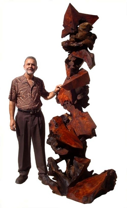 Best images about contemporary redwood sculptures