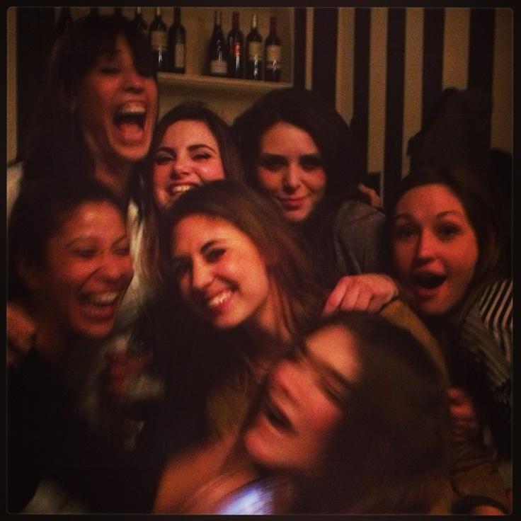 21. working #marchphotoaday & #party I ❤ Stella girls #weareallmadhere