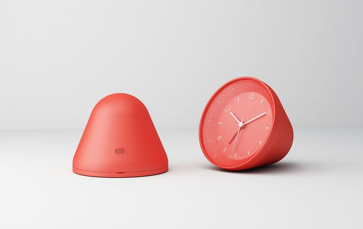 Desk Clock [Gravity Control Desk Clock] | Complete list of the winners | Good Design Award