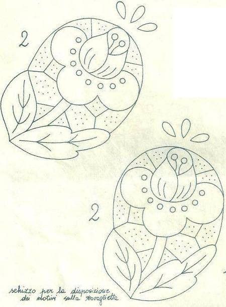 Gallery.ru / Фото #52 - disegni ricamo - antonellag