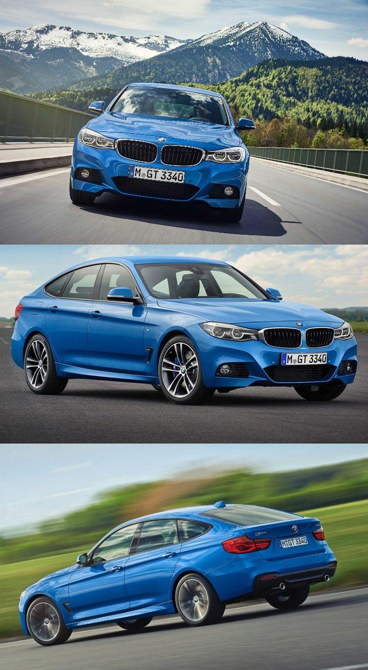 2016 bmw 3 series gran turismo to be launched in india on october 19