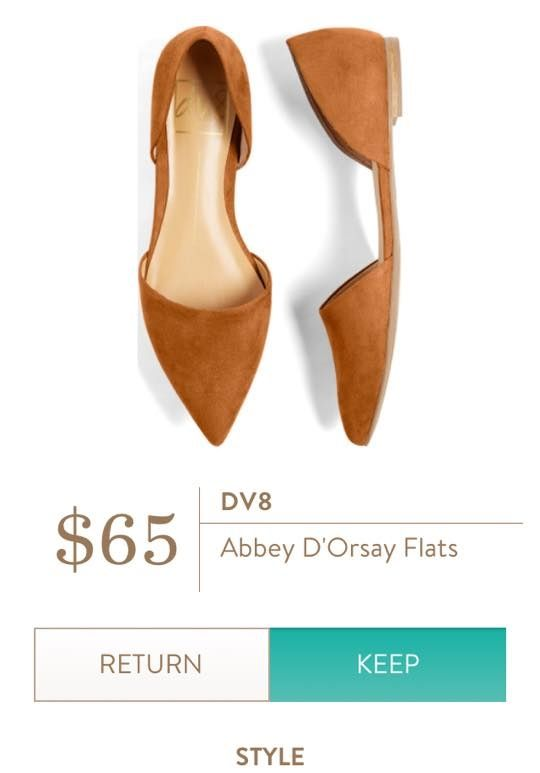 DV8 Abbey D'Orsay Flats from Stitch Fix.  https://www.stitchfix.com/referral/4292370