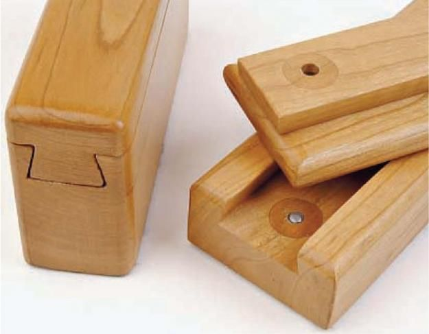 Puzzle Box Secret Compartment Plans Woodworking Projects