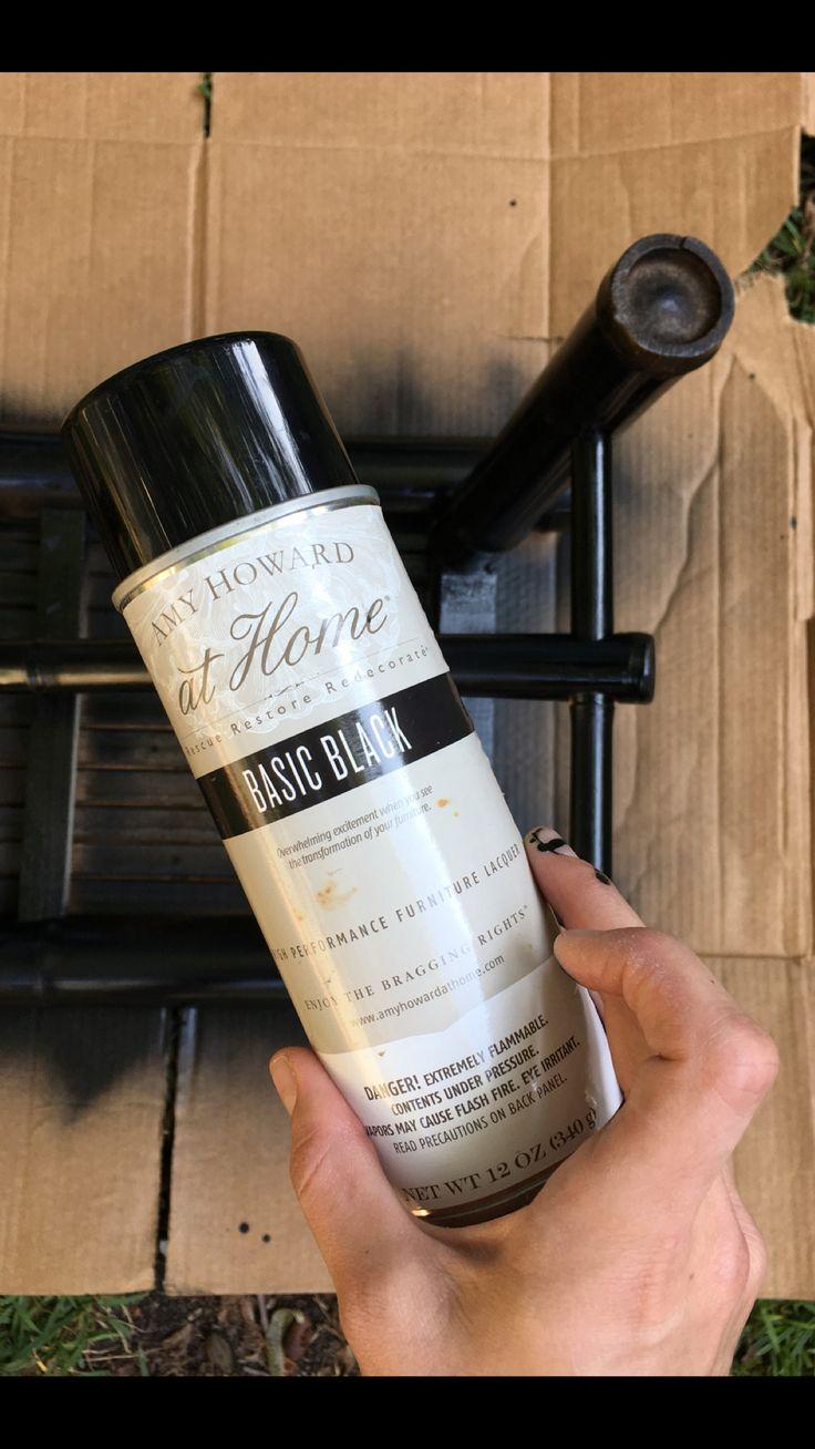 Any Howard Lacquer Spray Paint