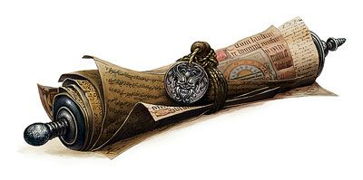 Scrolls of Uncertain Provenance (Relic) by Joel Thomas