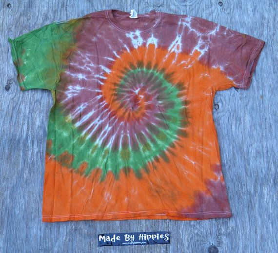 spiral tie dye instructions