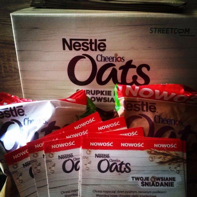 Testujemy  #CheeriosOats #ChrupkiePlatkiOwsiane #Streetcom #owsiane #Nestle #płatkiowsiane #cynamon https://www.instagram.com/p/82hu0WihcB/