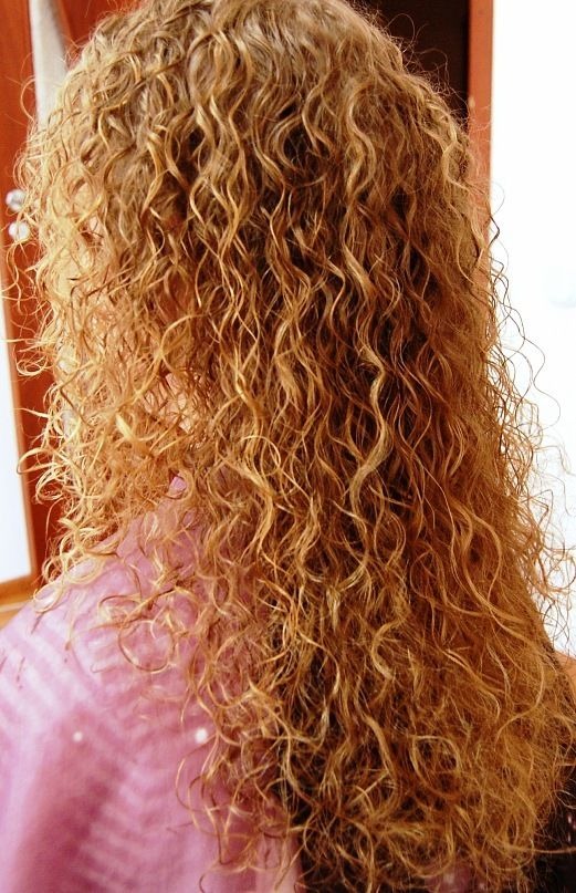 Spiral Perm for Long Hair - Bing images