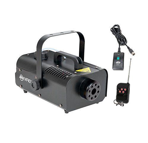 awesome American DJ VF1000 1000W Fog Machine w/ Remotes 61.99