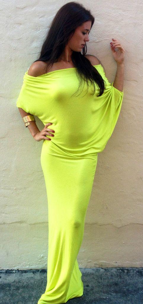 Lime Light Dream Dress
