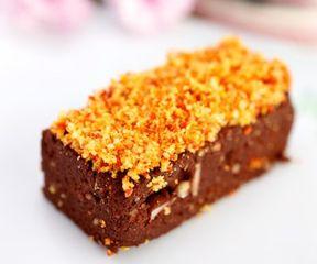 Rawfood brownie