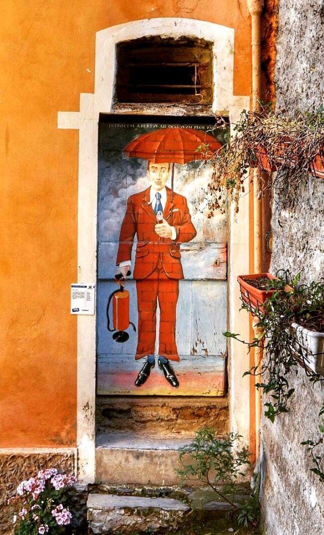 Valloria, Liguria, Italy