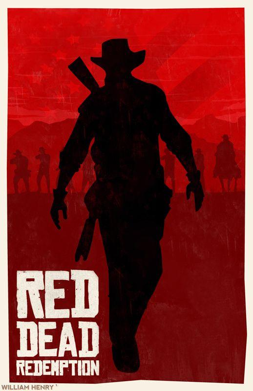 Red Dead Redemption by William Henry(Billpyle) Deviant Art-Website-Tumblr-Twitter-Facebook