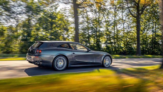 """Vandenbrink unveils its 612 Scaglietti """"Shooting Break"""""""