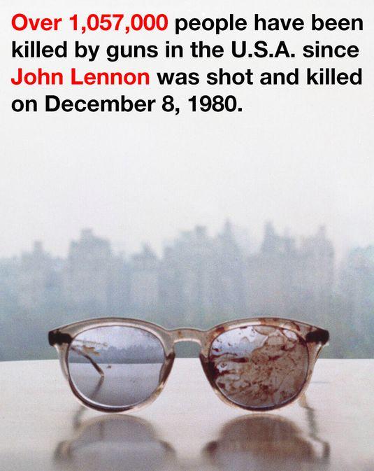 - Yoko Ono