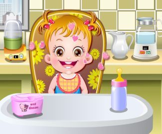 Enjoy time playing and taking care of cute little Baby Hazel. Play Baby Hazel Funtime game on topbabygames.com at http://www.topbabygames.com/baby-hazel-funtime.html