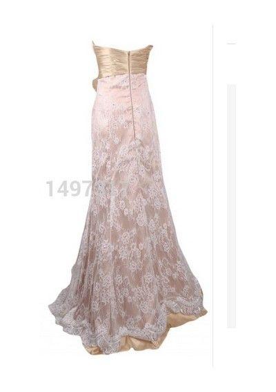 Wedding dress online shop - 2015 hot fashion grow beautiful A - LINE bridesmaid dresses