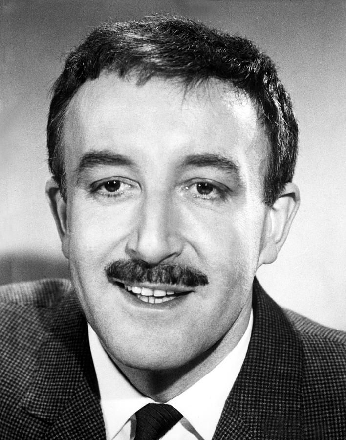 British comic actor Peter Sellers was born today 9-8 in 1925 - we knew him of course as the great Inspector Clouseau in The Pink Panther -- he passed in 1980