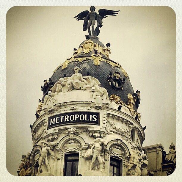 M s de 10 ideas incre bles sobre escultura de la victoria - Arquitectos famosos espanoles ...