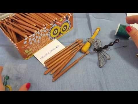 CAPRICHOS DE BOLILLOS - YouTube