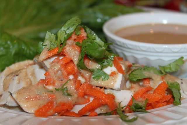 paleo dinner: Nopeanut Sauces, Almonds Butter, No Peanut Sauces, Thai Sauces, Recipes, Coconut Milk, Thai Nopeanut,  Alaska Crabs, Thai No Peanut