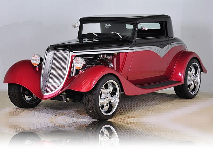◆1934 Ford Custom Street Rod◆                                                                                                                                                                                 More