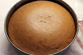 Olajos piskóta tortalapnak