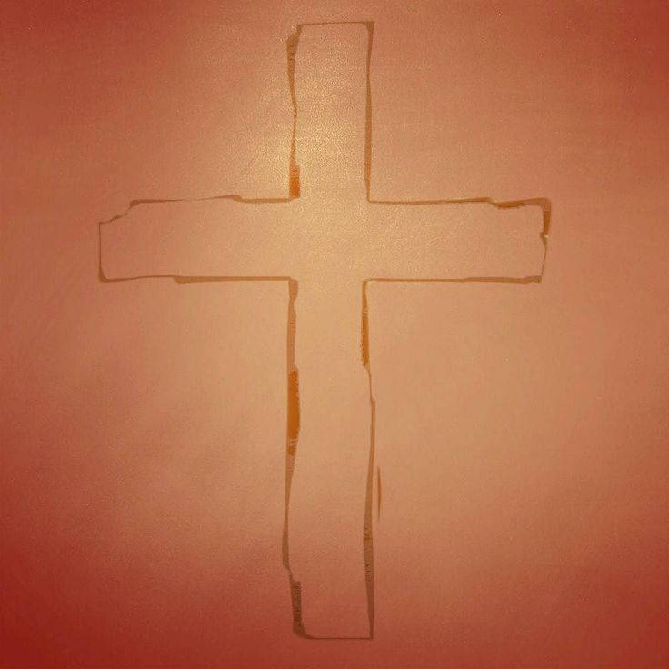 a cross