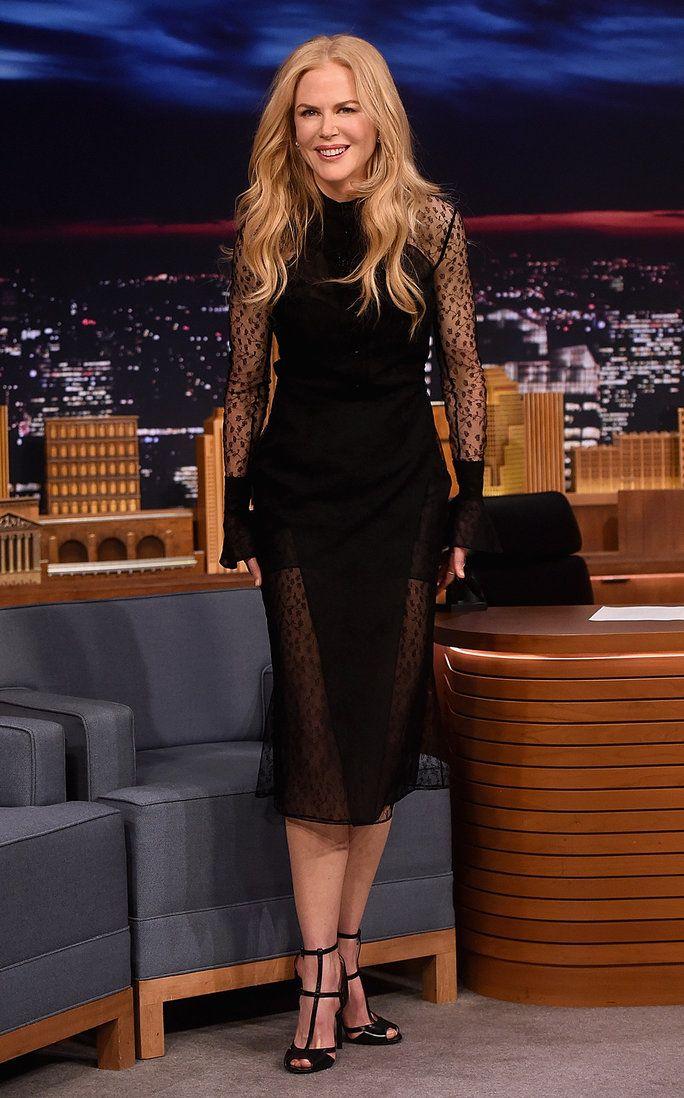 Nicole Kidman Snuck Keith Urban Onto The Tonight Show to Fend Off Jimmy Fallon | InStyle.com