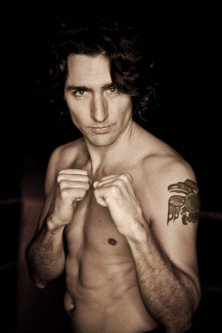 Justin Trudeau Tattoo Of Haida Raven Is 'Badass'