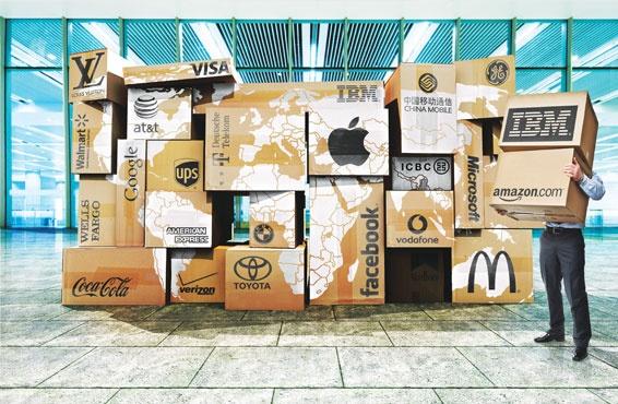 Up in the brand rankings Global Brands 2012: http://www.ft.com/cms/s/0/dcb9439e-9b5e-11e1-8b36-00144feabdc0.html#