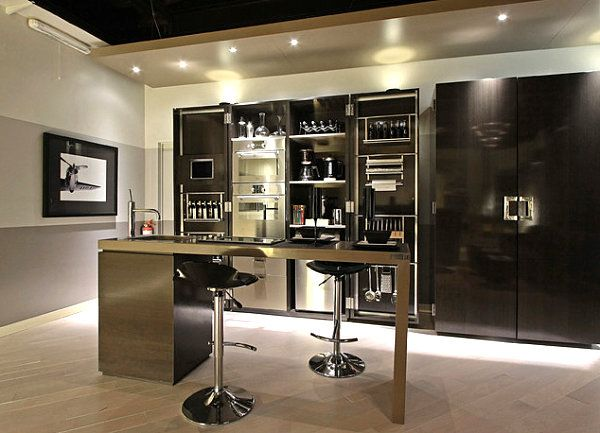 Awesome Home Mini Bar Design Photos Gallery - Decorating Design ...