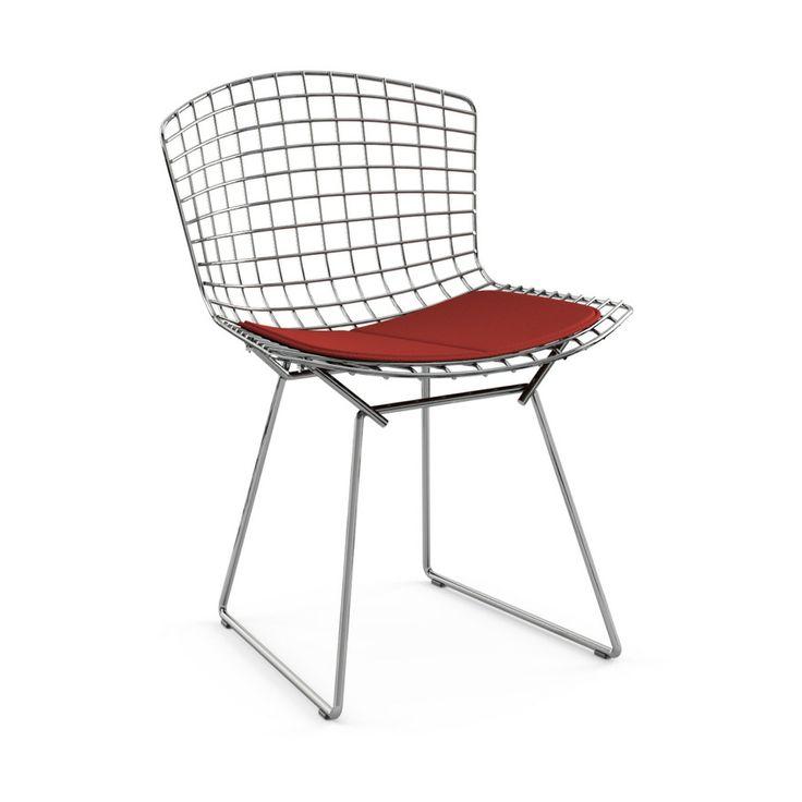 Bertoia side chair knoll furniture pinterest
