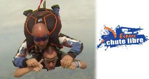 Découverte du saut en parachute !