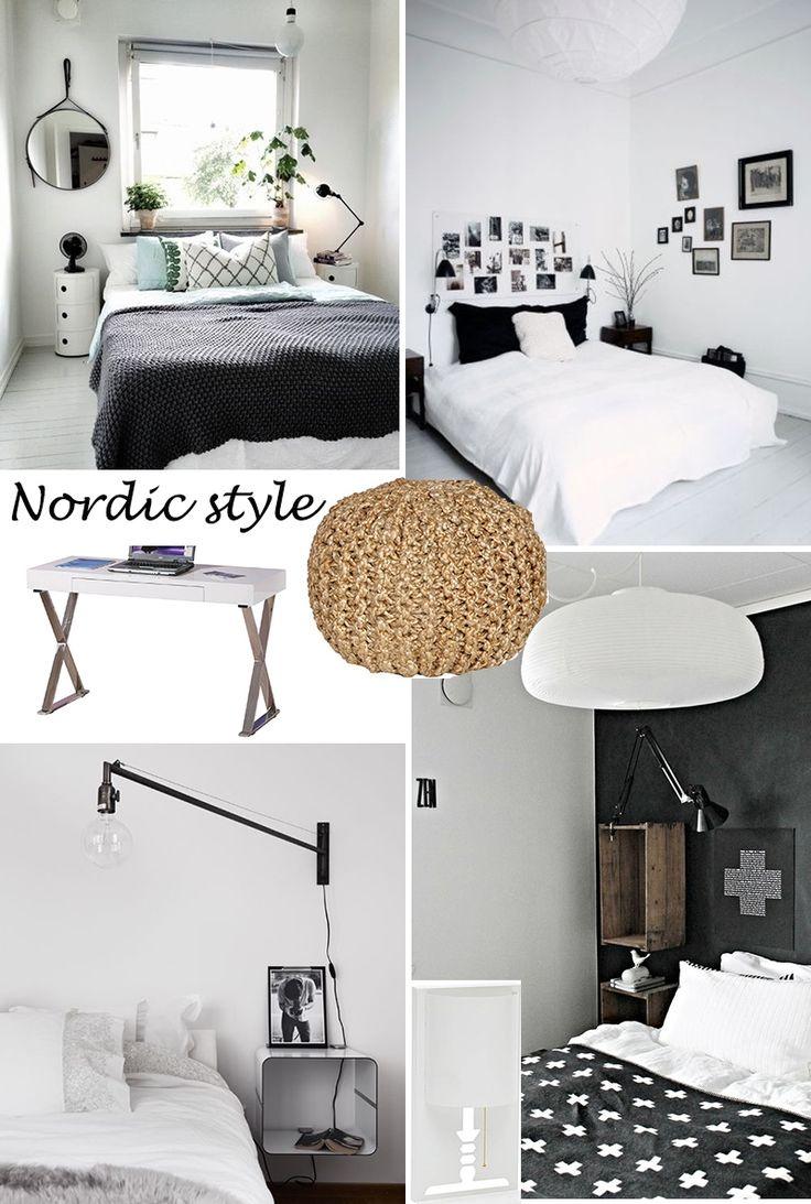 Arredare Camera Da Letto Bianco E Nero : Più di fantastiche idee su camera da letto in bianco e