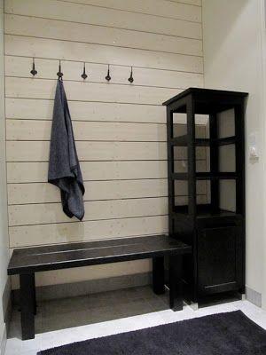 Meidän kodin syntytarina: Pukuhuone