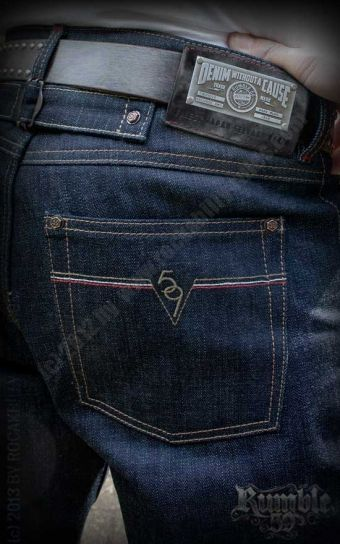 Rumble59 - Raw Japan Selvage Denim